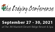 The Lodging Conference   September 2021