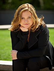 Deborah Herman, Manhattan 2015. Photograph by David Joshua Ford